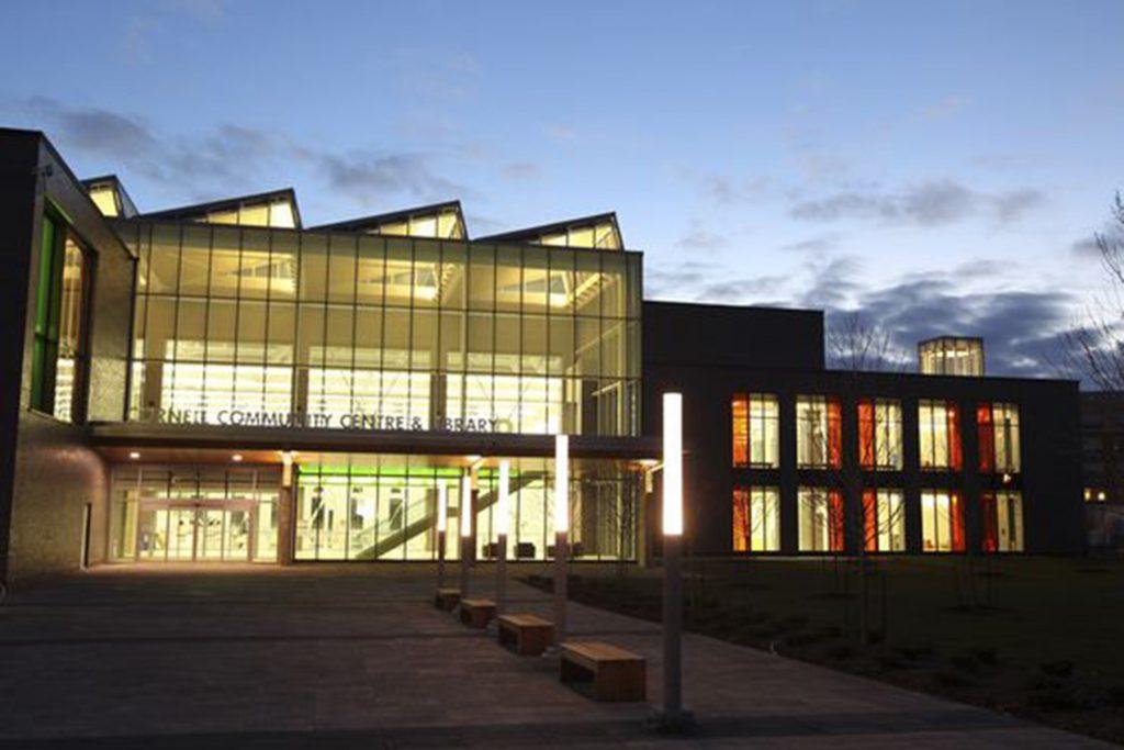 Cornell Recital Hall 1